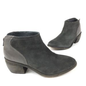 Charles by Charles David gray booties/ankle boots